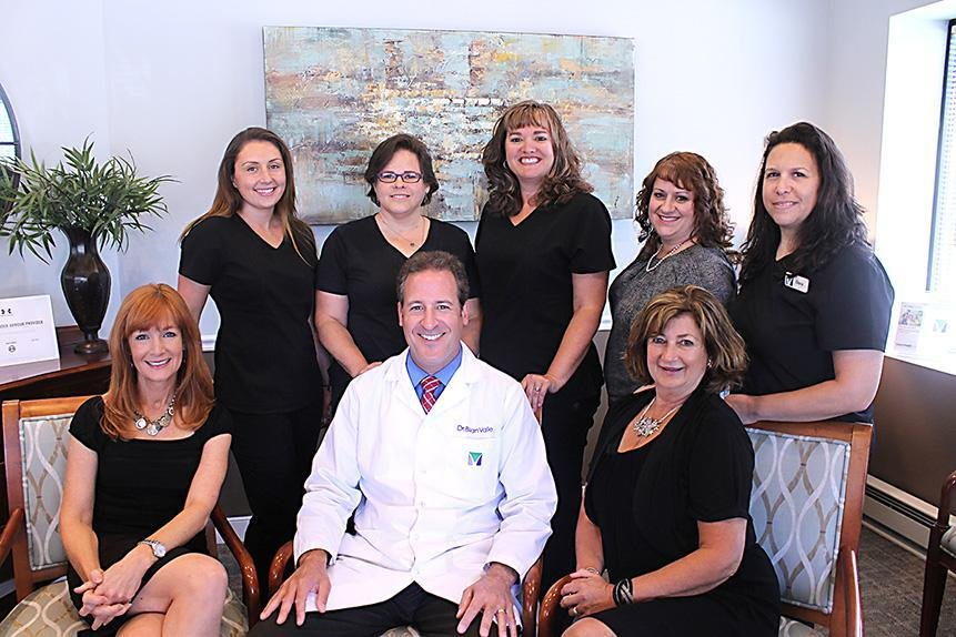 Many members of Dr. Brian Valle's staff have been with the Millersville office for more than 20 years. The team shares a vision for superior quality dentistry with a focus on aesthetics and overall health.