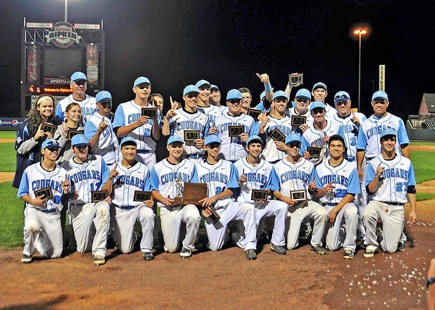 Chesapeake Baseball Wins 4a State Championship 2 0 Over Sherwood Pasadena