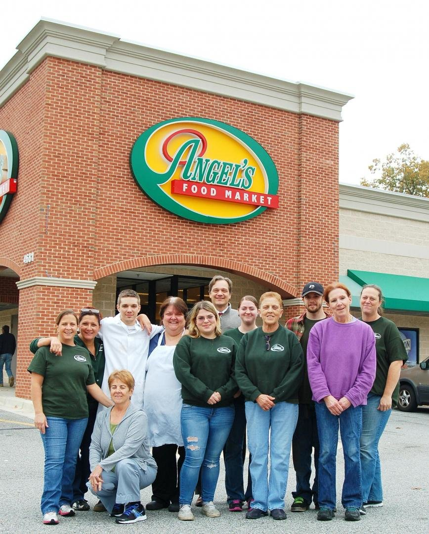 The team at Angel's Food Market on Mountain Road has provided friendly, personalized service at the family-owned store for over half a century.