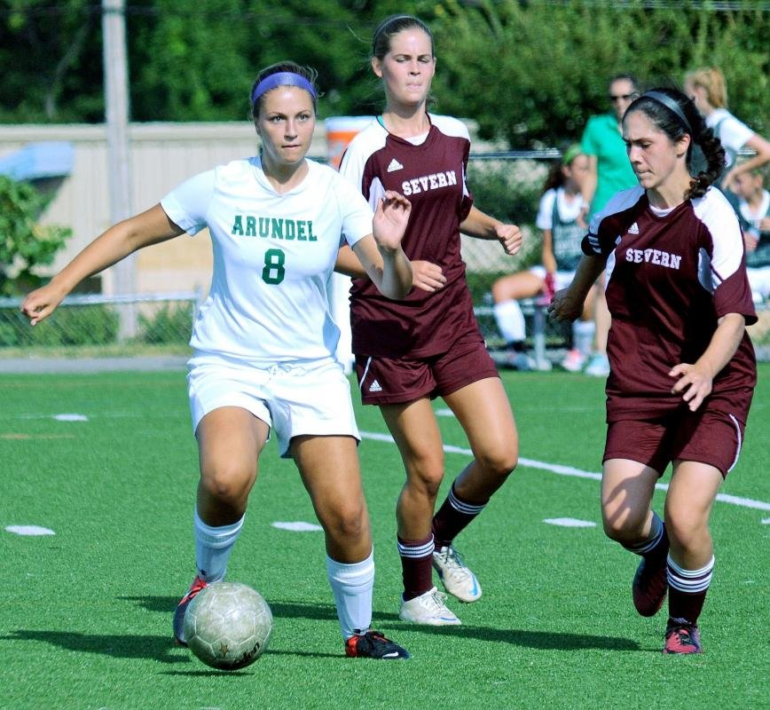 The reigning regular-season county-champion Arundel Wildcats knocked off Archbishop Spalding and Severn in key early-season matchups in the AACC tournament on September 6 and 7.