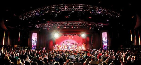 Rams Head Center Stage Opens At Maryland Live Casino Pasadena