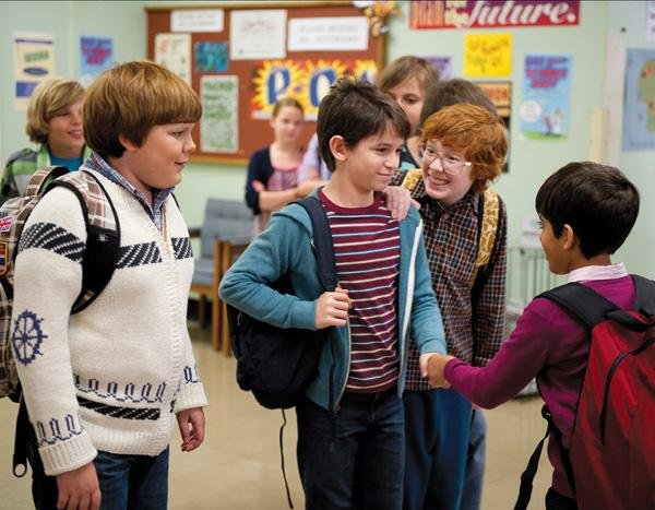 Diary Of A Wimpy Kid Rodrick Rules No Award Contender But Still Cute Severna Park