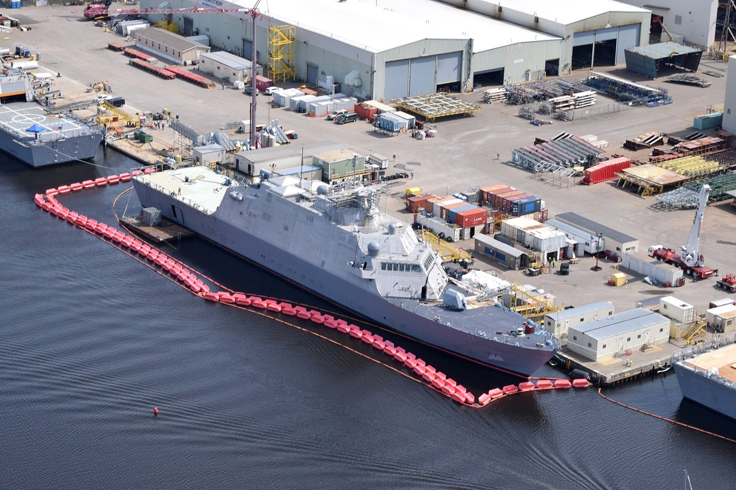 The USS Sioux City will be the first warship commissioned in Annapolis.