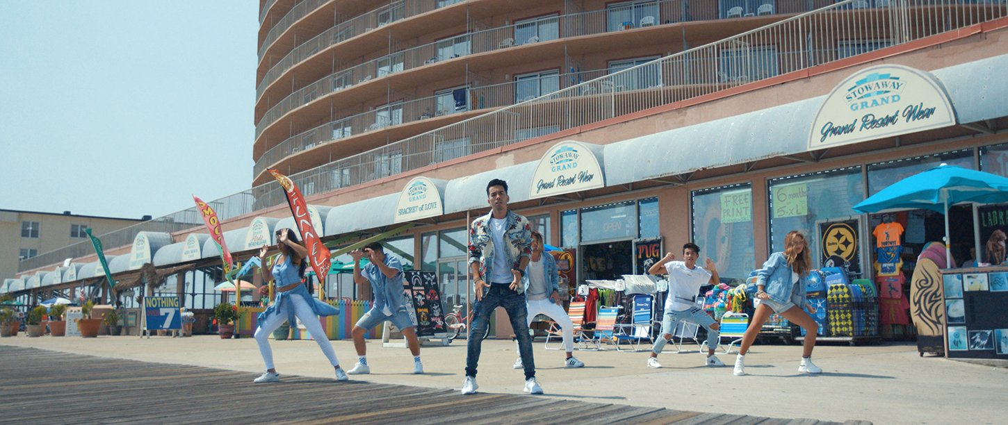 "The ""Not Sure"" music video was filmed on the Ocean City Boardwalk and on Baltimore and Philadelphia avenues. ""Not Sure"" is the second single on JAGMAC's six-song EP released in September."