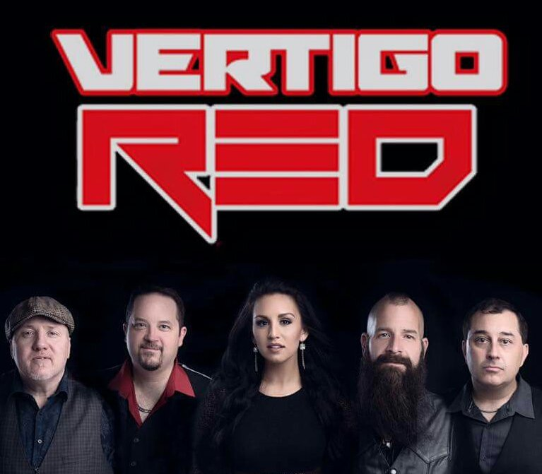 Twain's Tavern will have music by Vertigo Red on November 23. Want to know how diverse the party rock band is? How many acts can go from Jimi Hendrix to Lady Antebellum to Gin Blossoms to John Legend, The Weeknd and Bruno Mars?