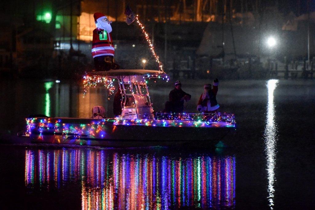 Pasadena Boat Parade Returns For Second
