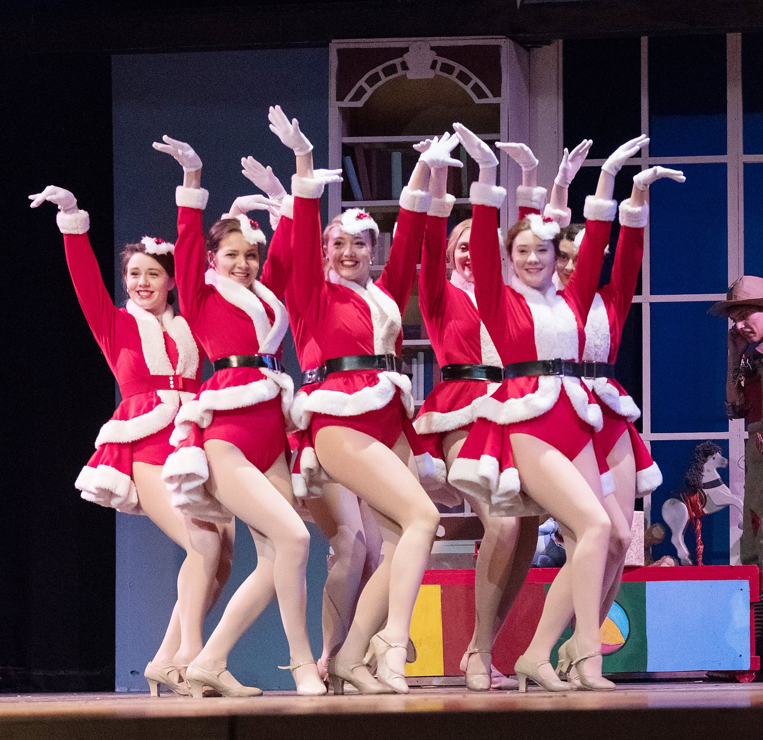 "The Talent Machine Company's annual holiday show – this year titled ""Holiday Cheer 2018"" – features the talents of young performers from across the region in a lineup of both classic and nontraditional seasonal songs."