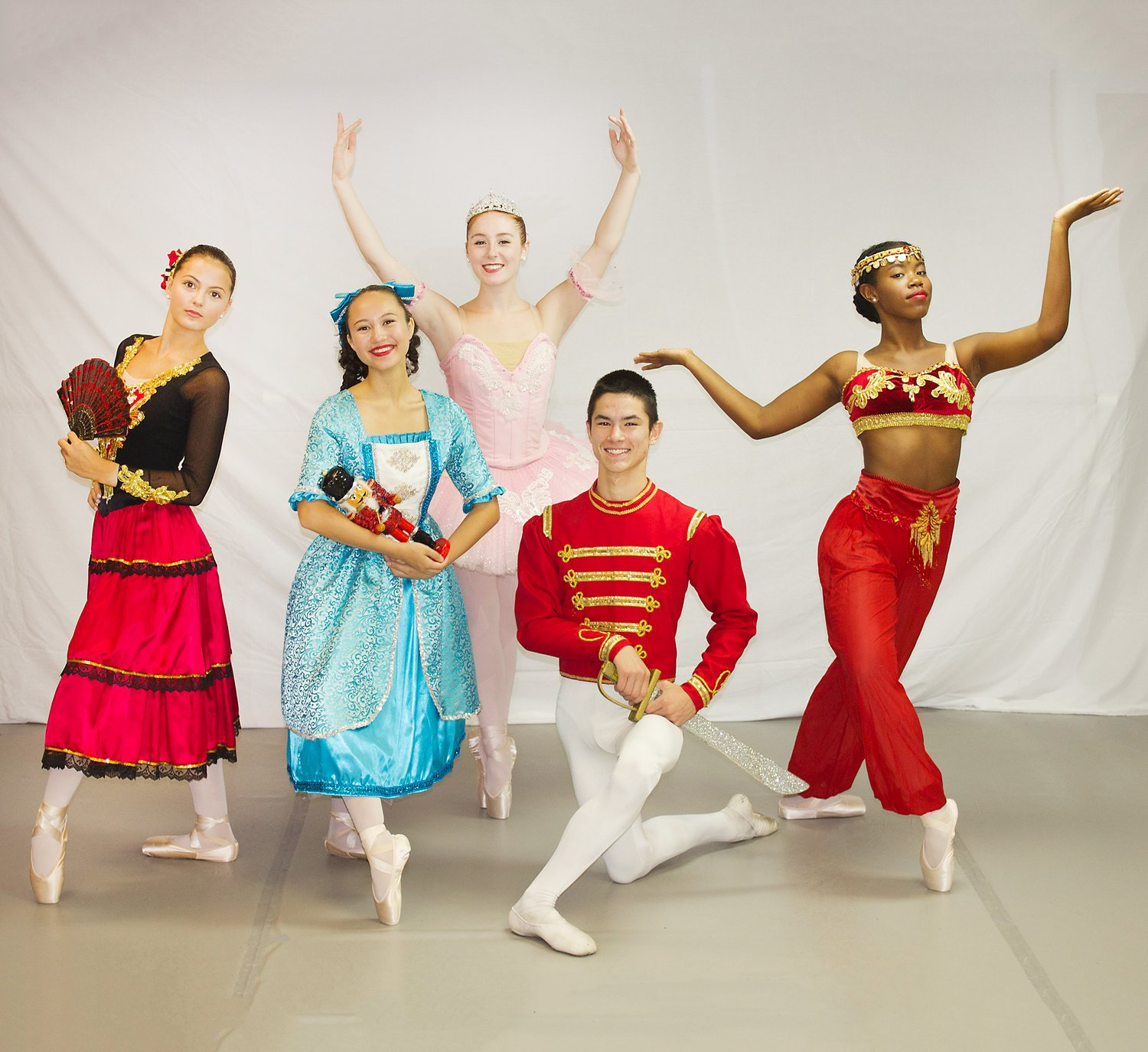 "Chesapeake Ballet Company's ""The Nutcracker"" brings the beloved holiday tale to life."