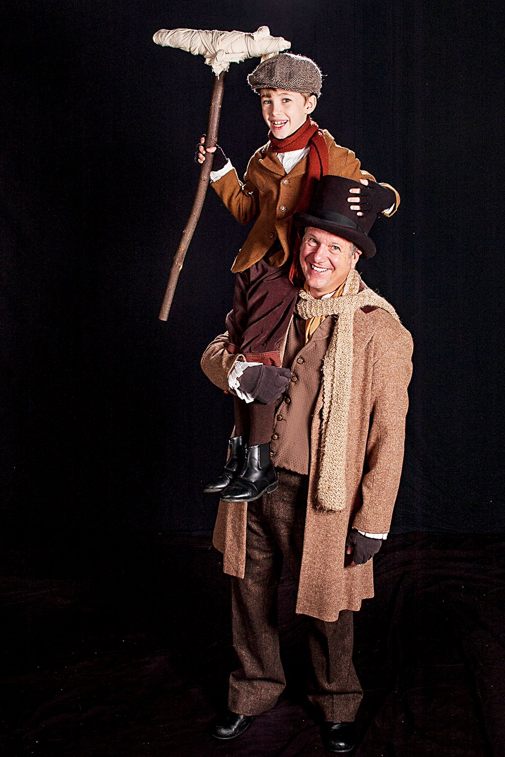 """A Christmas Carol"" at Colonial Players has been an Annapolis tradition since 1981."