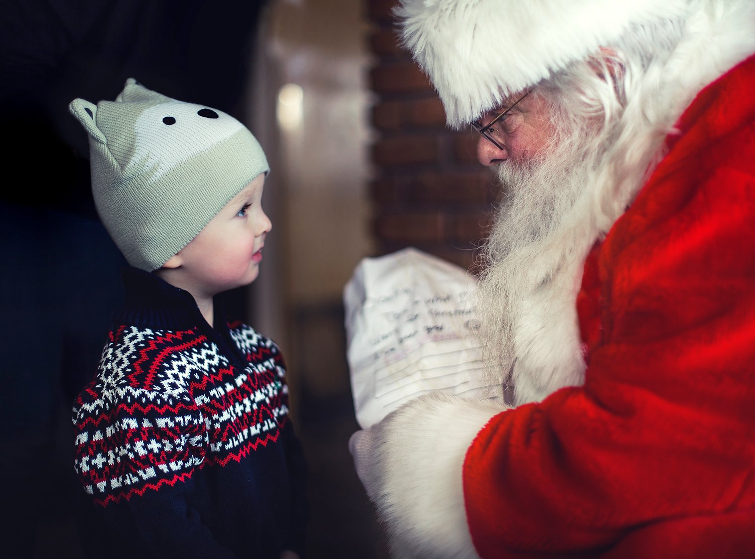 Santa can be hard to understand. We asked a few local parents whether they could explain the mysteries of how the big guy in red is running his operation.