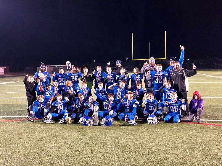 The Bucs entered the Anne Arundel Youth Football Association 11U Central playoffs as the No. 5 seed with a 5-4 record but went on an energized run to defeat three higher seeds and win the championship.