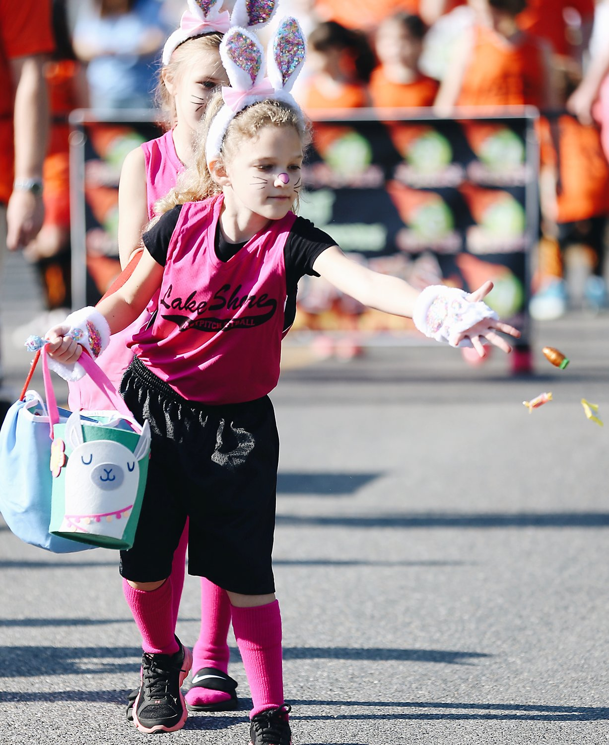Pasadena's youth recreational baseball and softball teams were able to start their seasons with Opening Day ceremonies and parades on April 15.