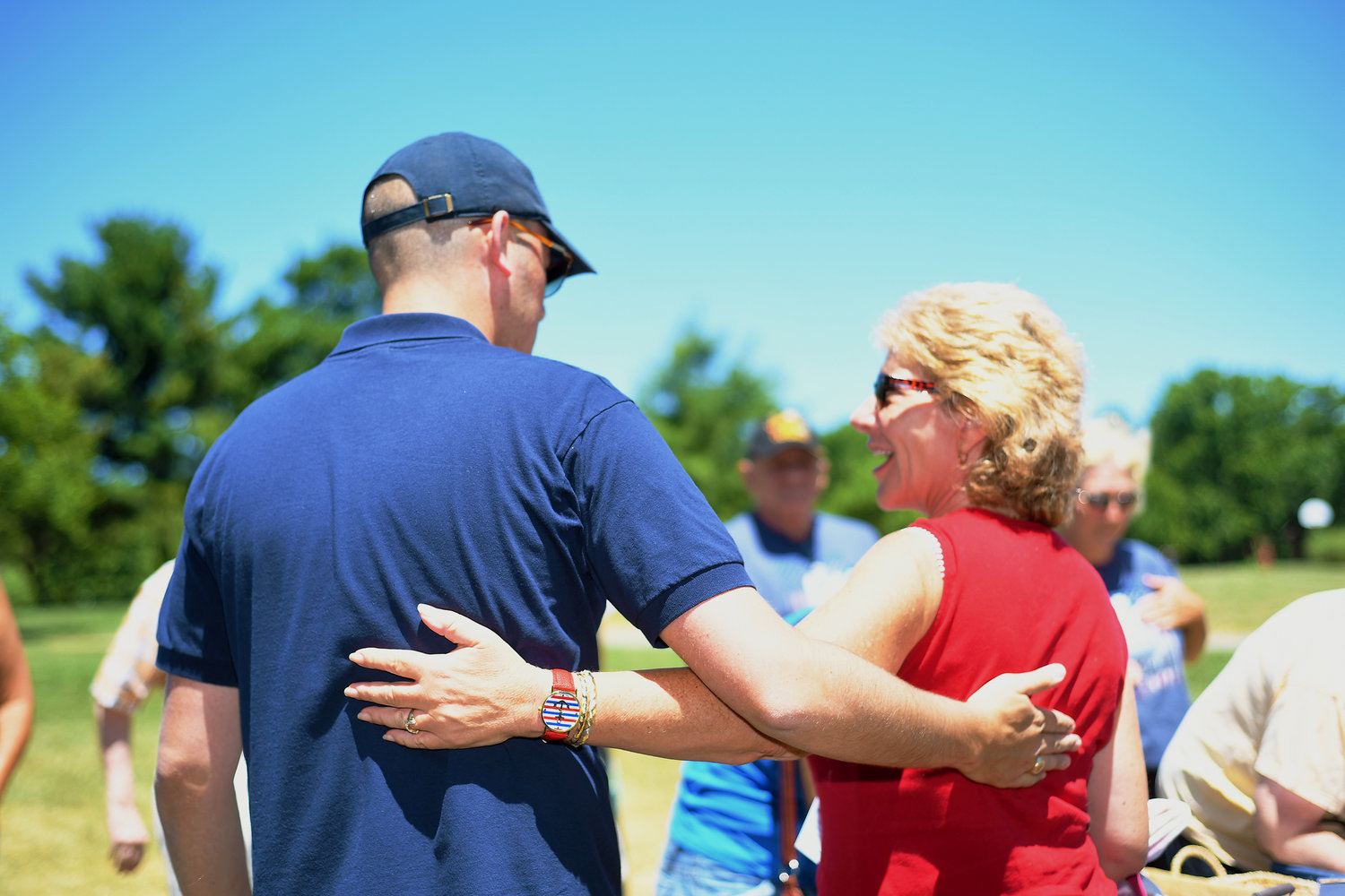 LaBarge holds social and educational events, such as his annual Fourth of July picnic, to reconnect with his clients, introduce them to each other, and increase their financial understanding.