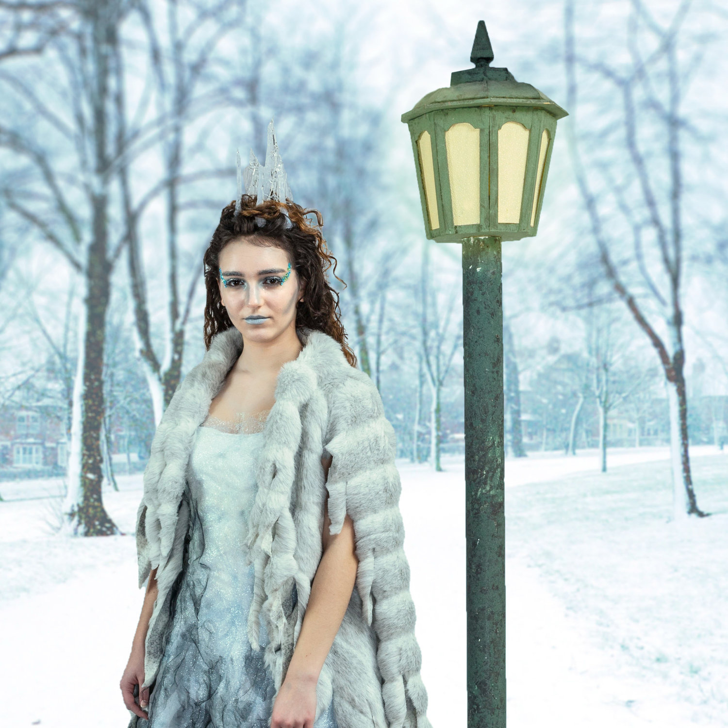 "Jadis the White Witch, portrayed by Arnold resident Arden Tierney, is one of the compelling characters audiences will see when ""The Lion, the Witch and the Wardrobe"" comes to Children's Theatre of Annapolis in February."