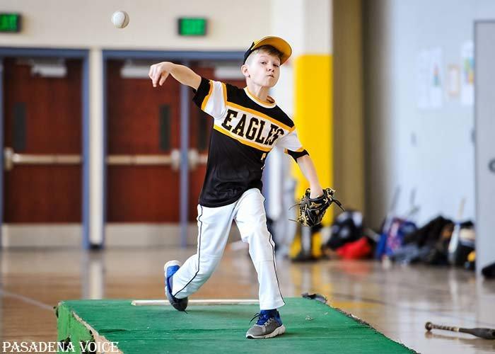 February Baseball Northeast Pasadena Baseball Club Preparing For This Season And Beyond Pasadena