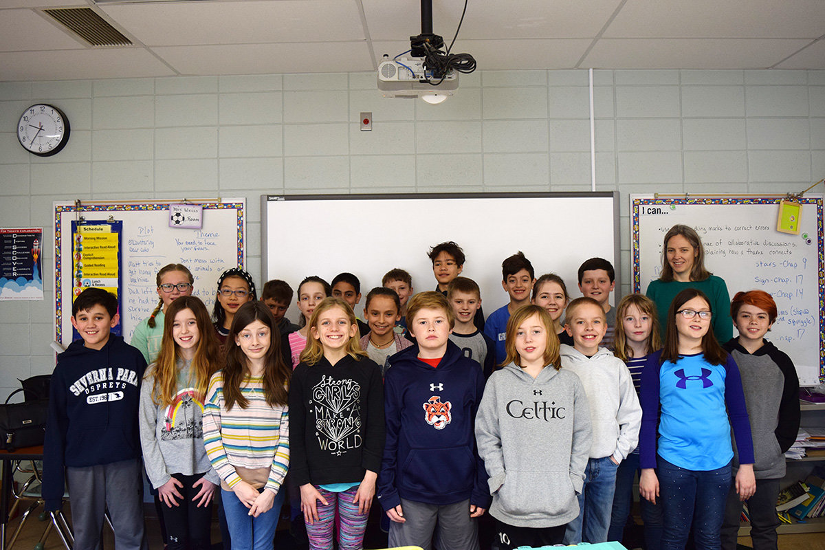 "Ms. Weiss' class answered the question: ""If you could make up a new holiday, what would it be?"""