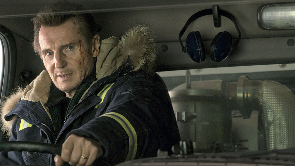 """Cold Pursuit"" felt overly ambitious, attempting to make social commentary with a rather scatter-gun approach."