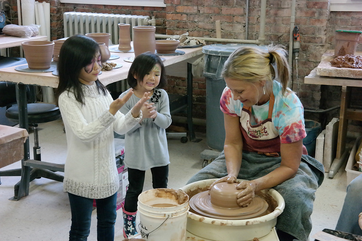 The 10th annual ArtFest open house features hands-on demonstrations and interactive activities for all ages.