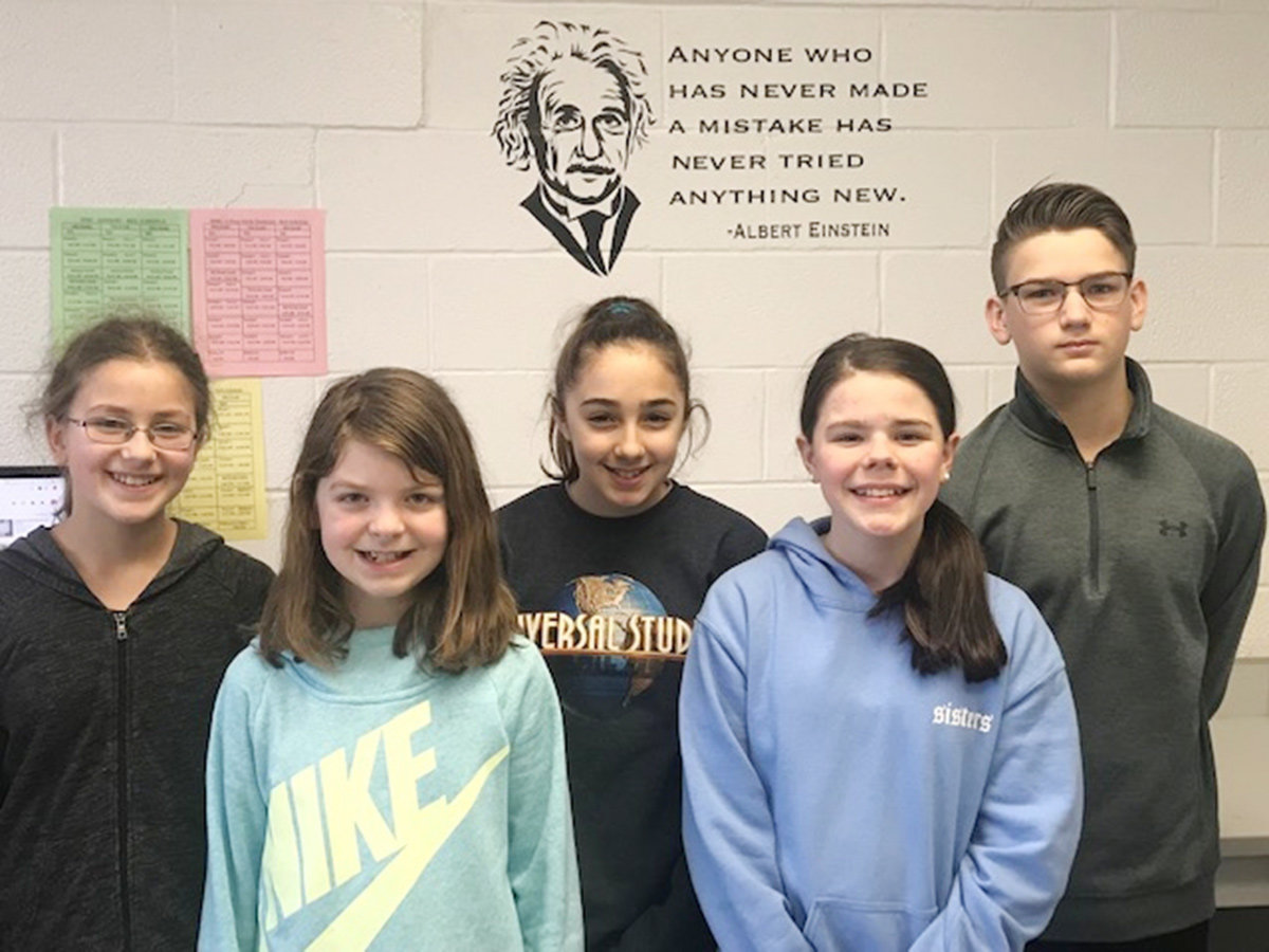Severna Park Middle School had three students place or receive honorable mentions at the Anne Arundel County Regional Science and Engineering Expo.