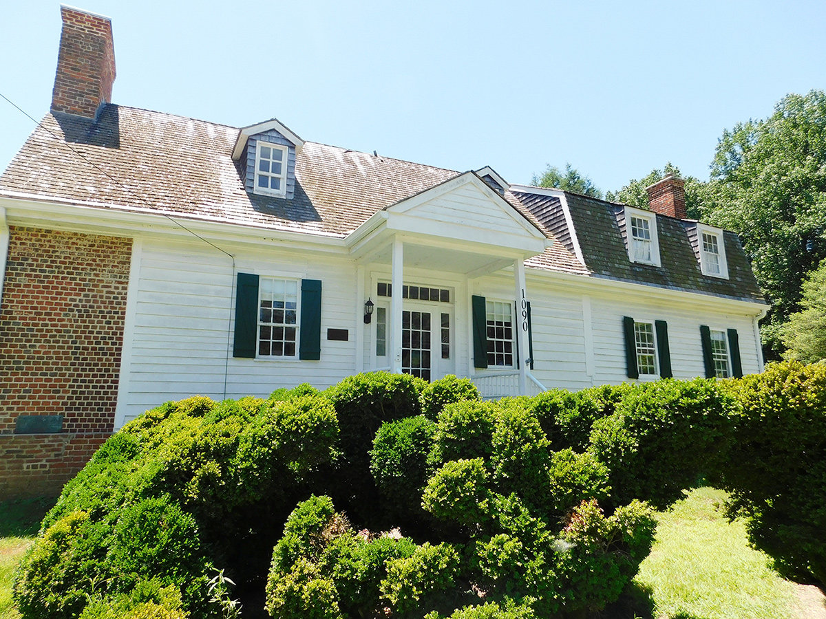 The Rising Sun Inn is a 1753 farmhouse-turned-tavern located in Crownsville.