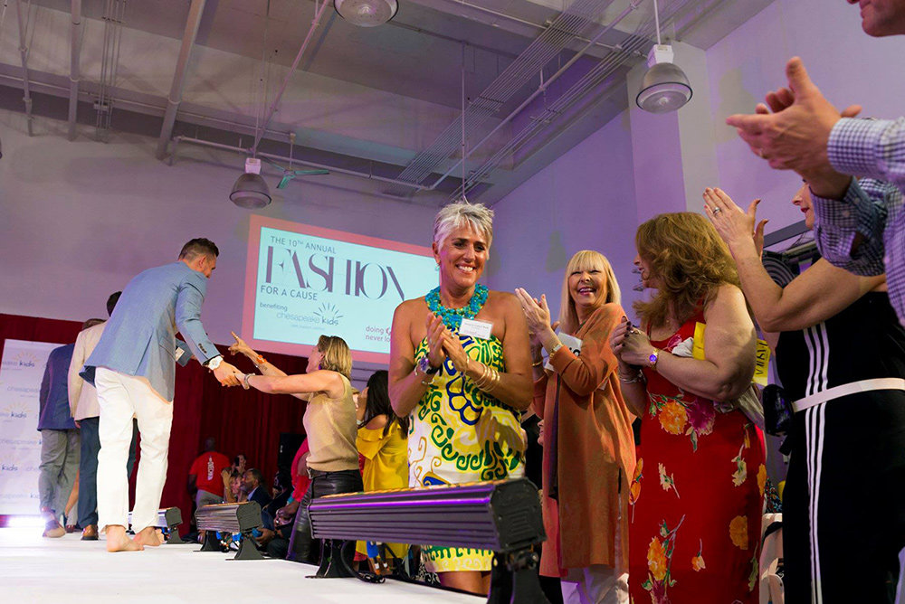 Last year's Fashion For A Cause raised a record $135,000.