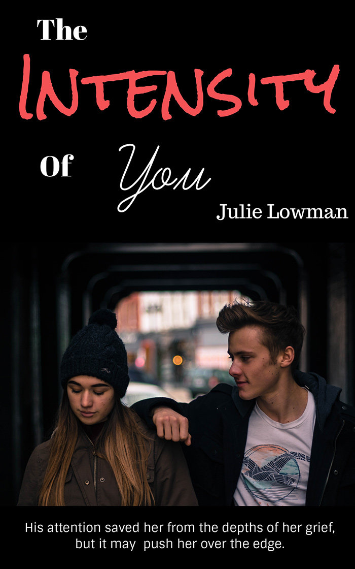 """The Intensity of You"" is about a girl named Sydney who was in a relationship that was in the gray area. The boy never physically hurt her, but he manipulated and scared her."