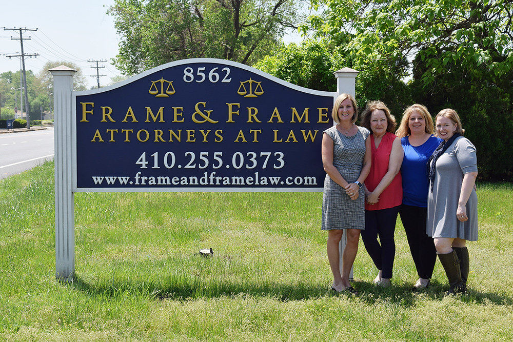Frame & Frame LLC is celebrating 65 years of protecting and educating the Pasadena community.