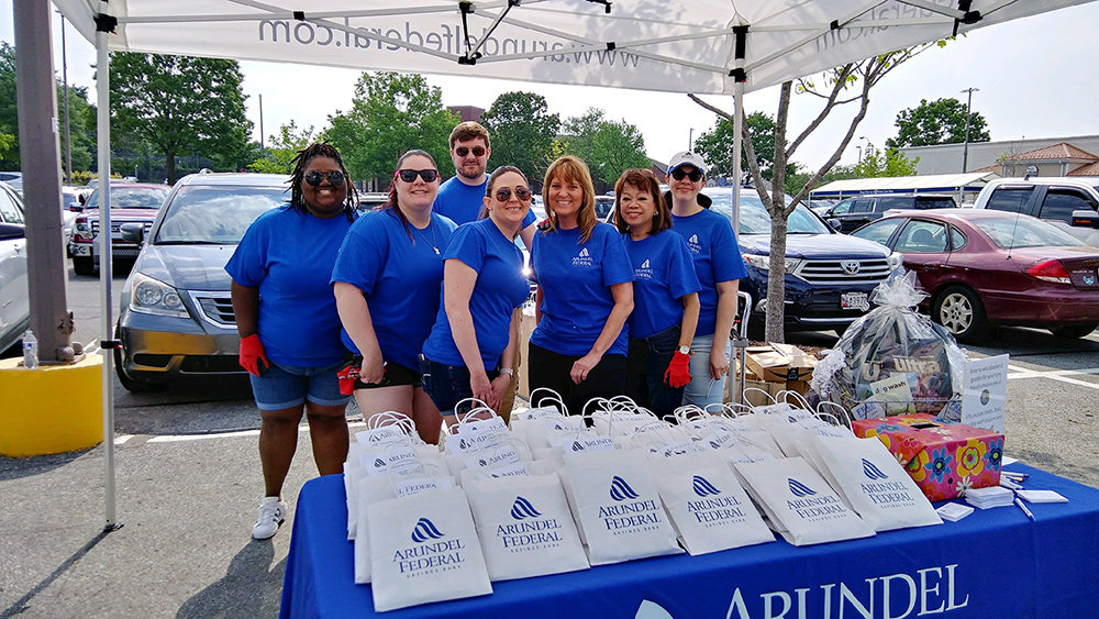 During the Spring Shred Fest in Pasadena on May 11, Arundel Federal helped attendees guard against identity theft and cyber security-related crimes.