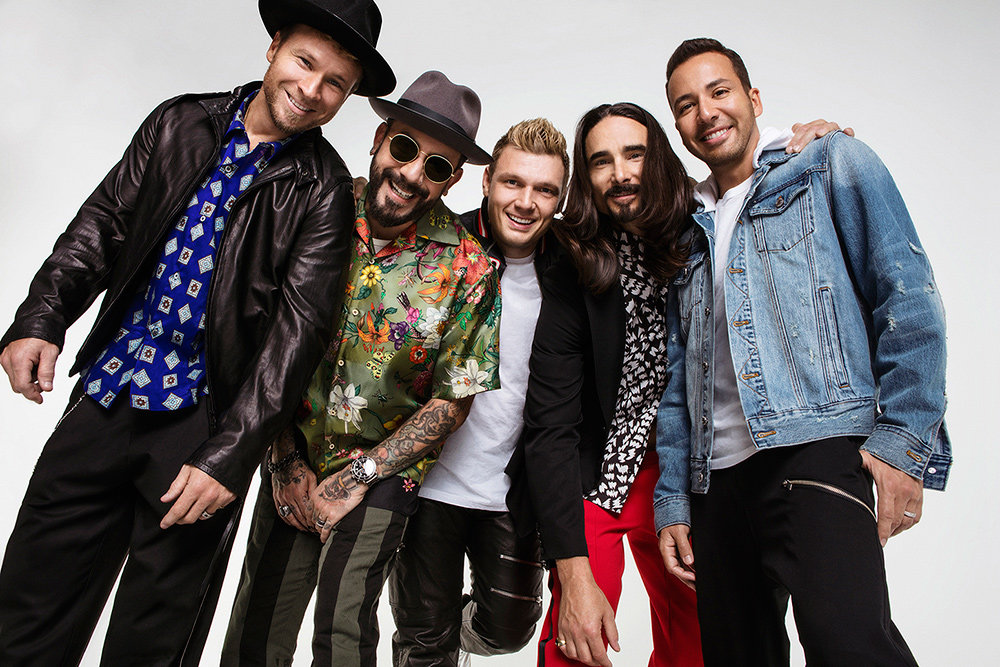The Backstreet Boys are bringing the DNA Tour to Capital One Arena on Friday, July 12.