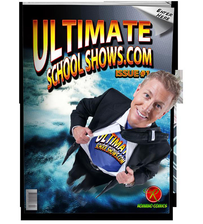 Joe Romano has performed magic in a variety of venues and views it as a superpower.