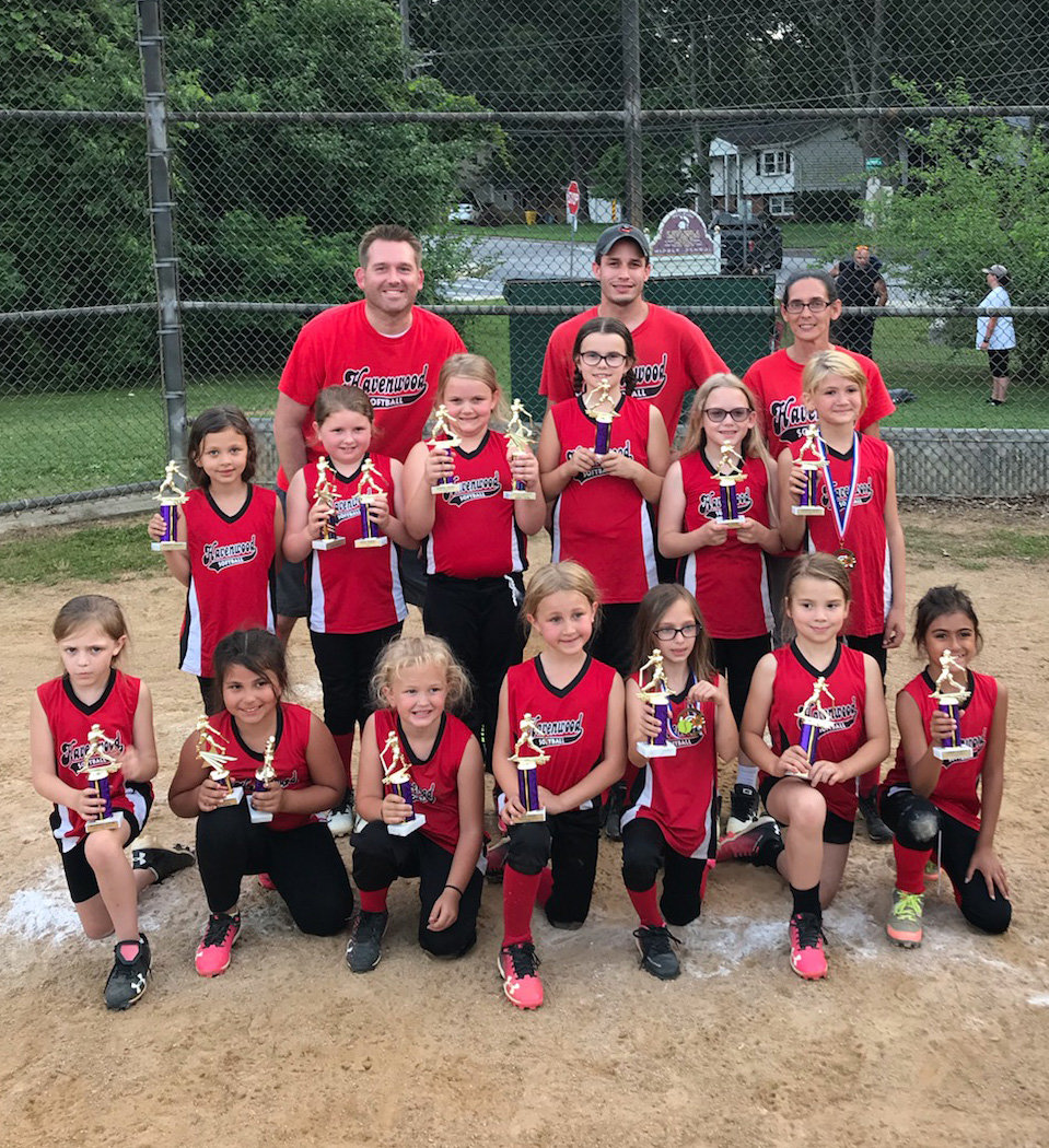 The Havenwood 8U Velocity had a strong season learning fundamentals and building a good base of skills.