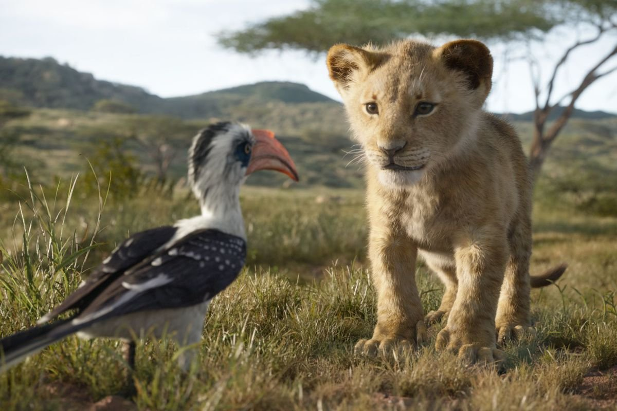"Disney's ""The Lion King"" brings together a lot of talent, but certain problems – such as the difficulty creating realistic animals that convey human emotions – hinder it from being a true masterpiece."