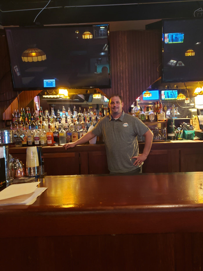 John Sparkman took over Shooters Bar & Grill on May 1. So far, he has upgraded the interior and altered the menu, but he has even bigger changes in mind long-term.