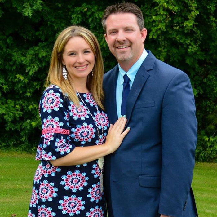 The Rev. Jonathan Fuson and his wife, Missy, believe Chesapeake Christian Center is a great place to worship.