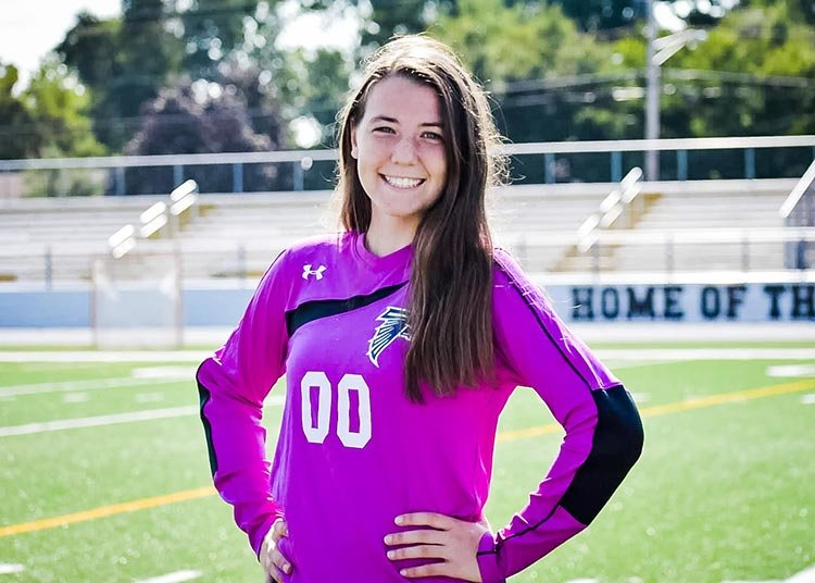 Student-Athlete Of The Month: Katie Byrd, Severna Park