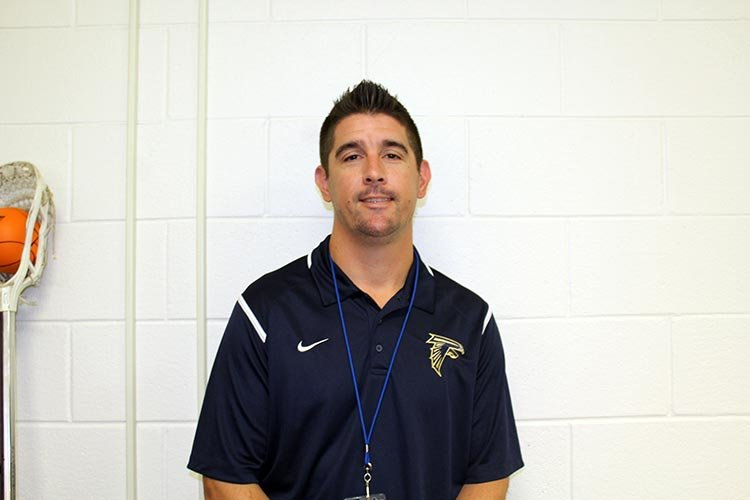 After serving the athletic programs at Northeast and Meade High Schools, Kevin Rutledge came to Severna Park this year.