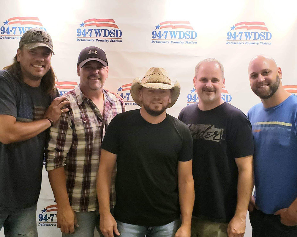 Like many modern country bands, Red Dirt Revolution mixes rock elements in their songs. Because of this fusion, the band can play at venues that don't traditionally book country singers.