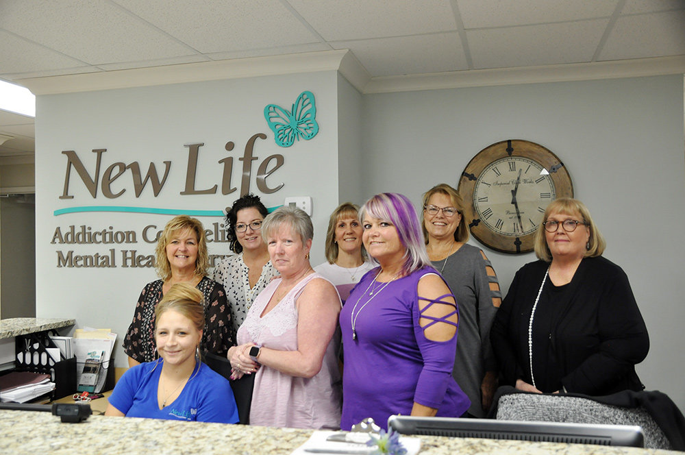 The New Life staff provides outpatient treatment and addiction treatment services for those struggling with substance abuse and drug and alcohol addiction, as well as for those with mental health issues.