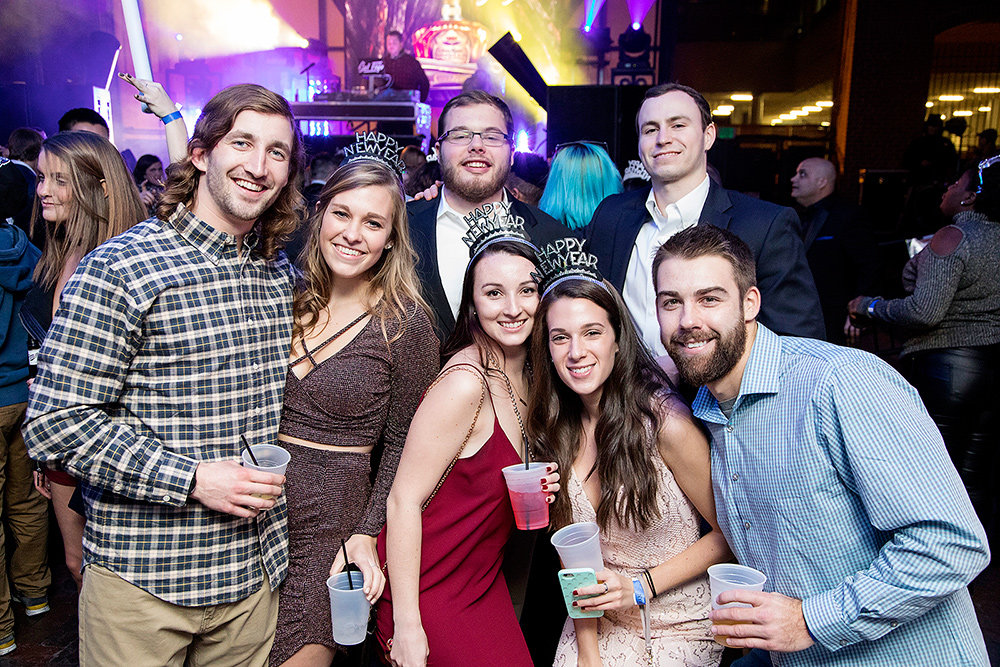 Power Plant Live! at the Inner Harbor is set to again host one of the area's biggest and liveliest New Year's Eve parties.