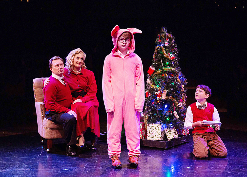 Holiday Shows Promise Plenty Of Laughter And Thrills Severna Park