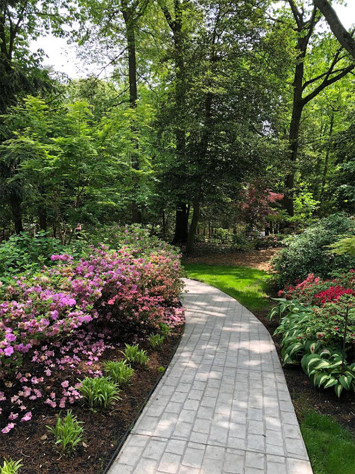 Homeowners take great pride in landscaping and hardscaping their yards.