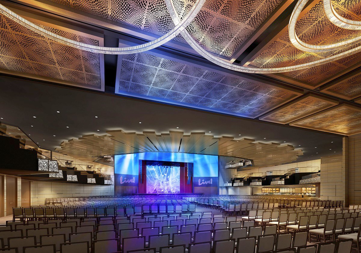 Class Of 2020 To Be First To Graduate From Event Center At Live