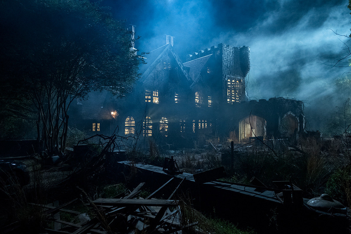 "Howard worked as a supervising producer and writer on the hit Netflix series ""The Haunting of Hill House."""