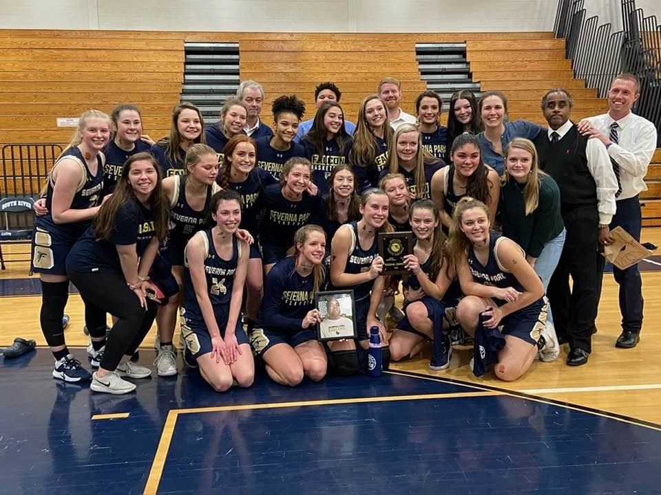 The Falcons' region championship is the program's third all-time and first since 1988. Severna Park will play in the first round of the eight-team state tournament on Friday.