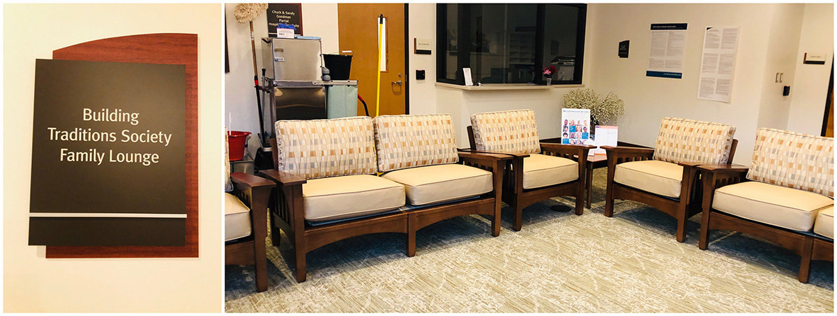The new 56,000-square-foot facility can currently support 16 adult individuals for inpatient care, and 12 adolescents and 22 adults for the day program.