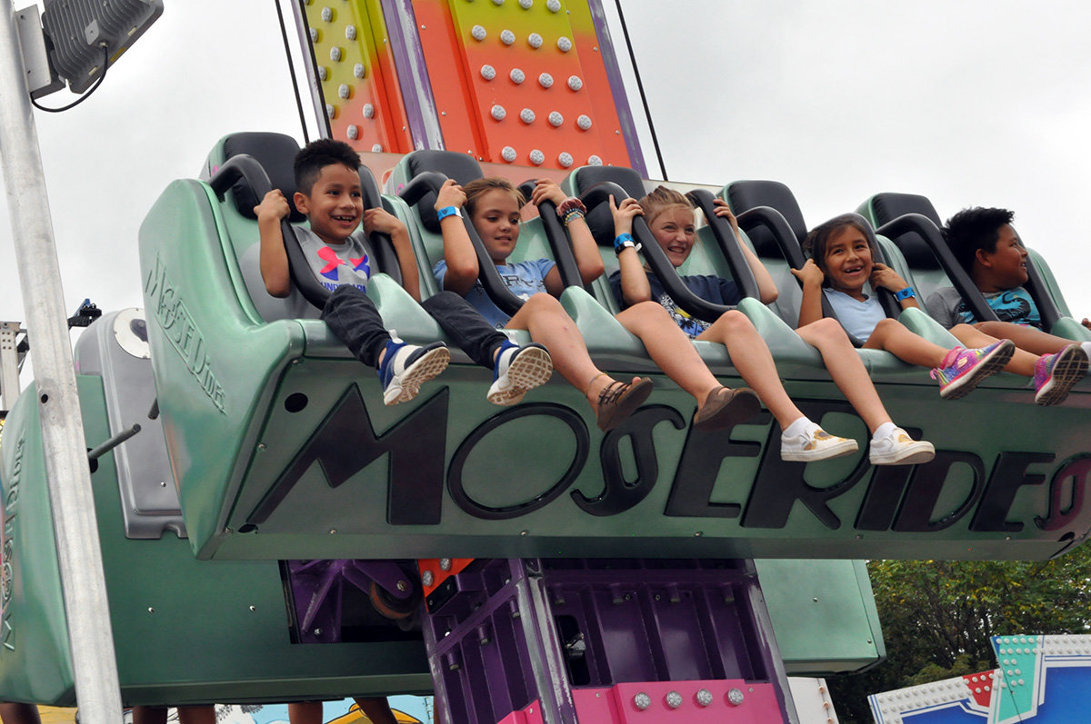 The Anne Arundel County Fair is expected to return September 15-19, 2021.