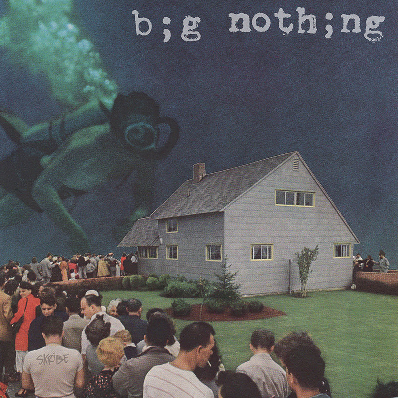 """Big Nothing"" was released on January 14. The cover art was done by Robyn Redish."