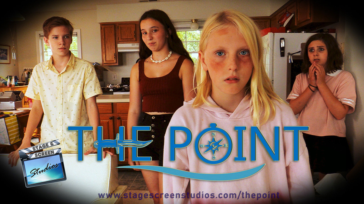 "The first episode of ""The Point"" is now available on the Stage & Screen website."
