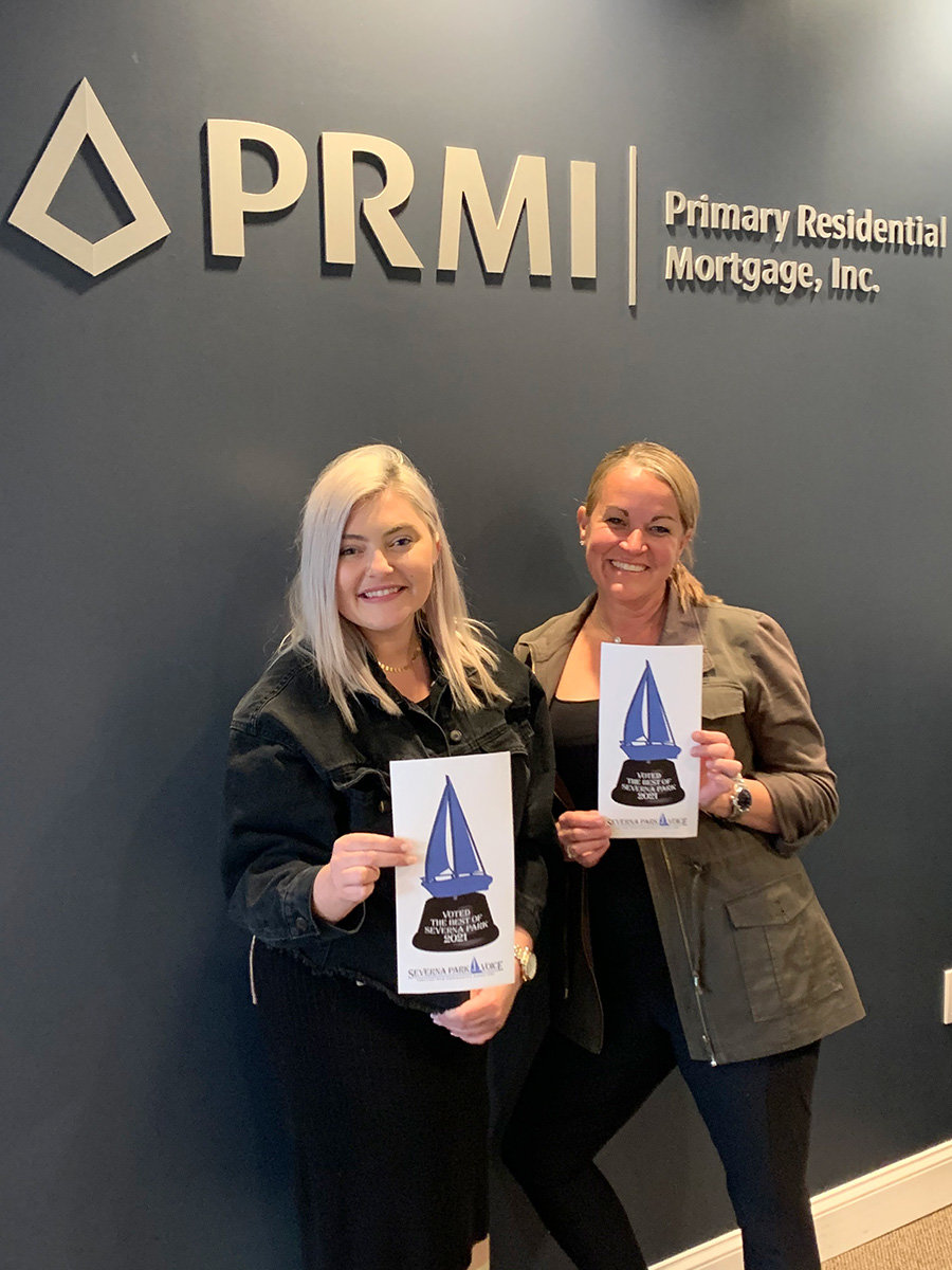 Primary Residential Mortgage Inc. (PRMI) was named Best Mortgage Lender.