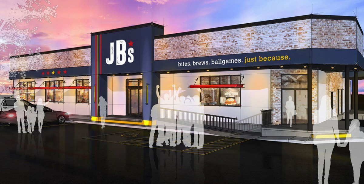 Located at 566 Ritchie Highway, JB's has the capacity to seat more than 150 patrons.